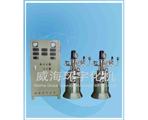 1L Stainless Steel High Pressure Reactor