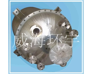 SS316L Cladding Plate Reactor