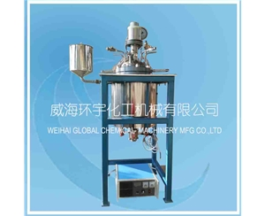 10L Reactor with Thermal Oil Heating