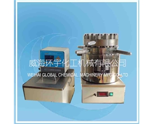 Lab Scale High Pressure Reactor
