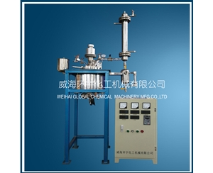 2L Magnetic Reactor with Ribbon Agitator