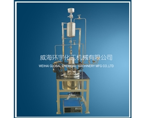5L Reactor System with Metering Pump