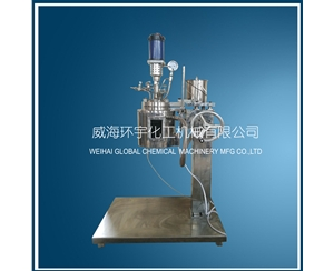 1L Visual Glass Reactor