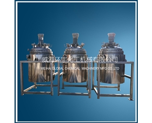 750L Jacketed Reactor