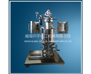 2L Lifting  Reactor with Quick Open Device