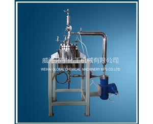 2L Lab Reactor with Recycle Pump