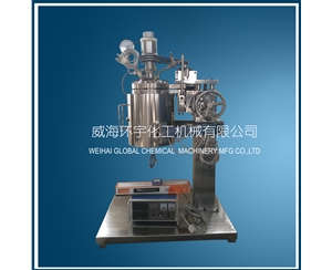 5L Lifting Reactor with Quick Open Device