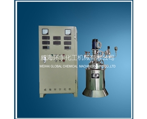 Lab High Pressure Reactor with PID Controller