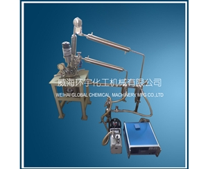 GSH-1L Polyester Reactor with Vacuum Pump