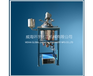 10L Thermal Oil Heating Reactor