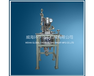 Stainless Steel Reactor with Jacket Circulating Heating