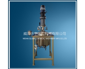 5L Stainless Steel Reactor with Direct Motor